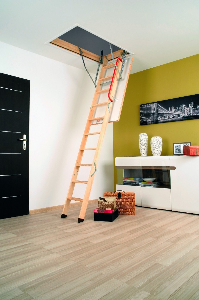 Лестница чердачная  LWK Plus 70x120x280 FAKRO