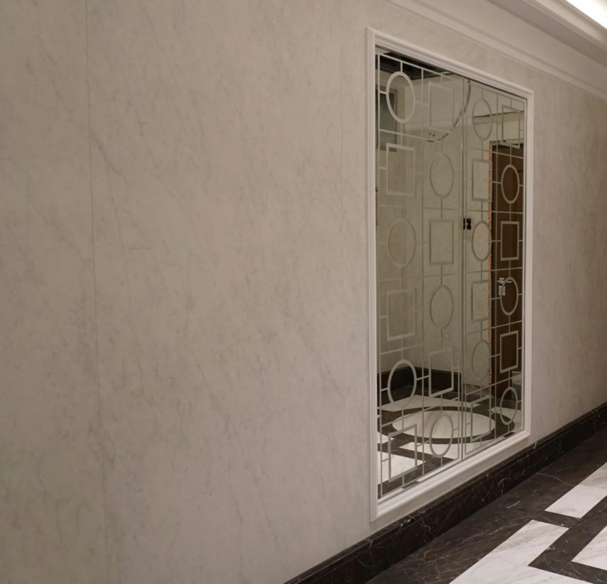 Люк-дверь под плитку 900 х1600 (ш*в) ТЕХНО