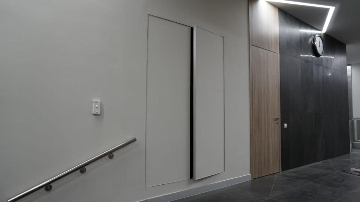 Люк-дверь под плитку 900 х1500 (ш*в) ТЕХНО