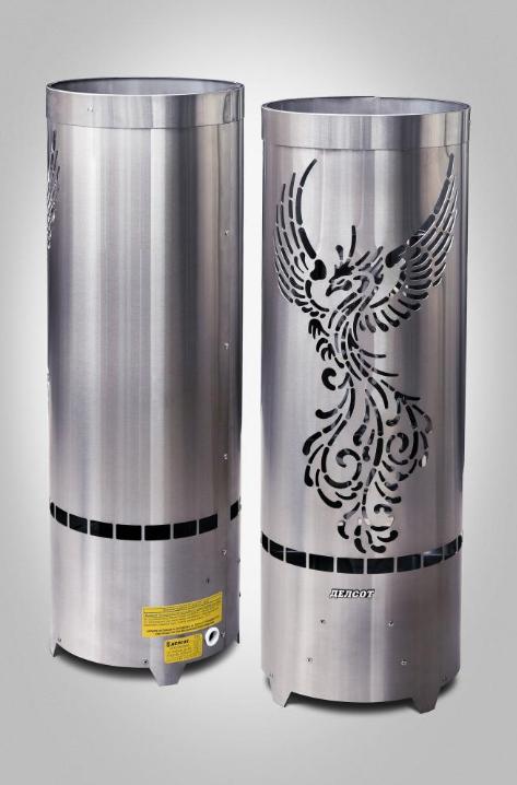 Электрическая печь ЭКМ 1-6 Жар-птица LUX, ДЕЛСОТ