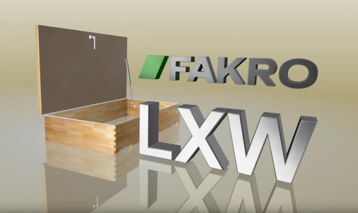 Утепляющий верхний короб LXW RU 60х94 FAKRO
