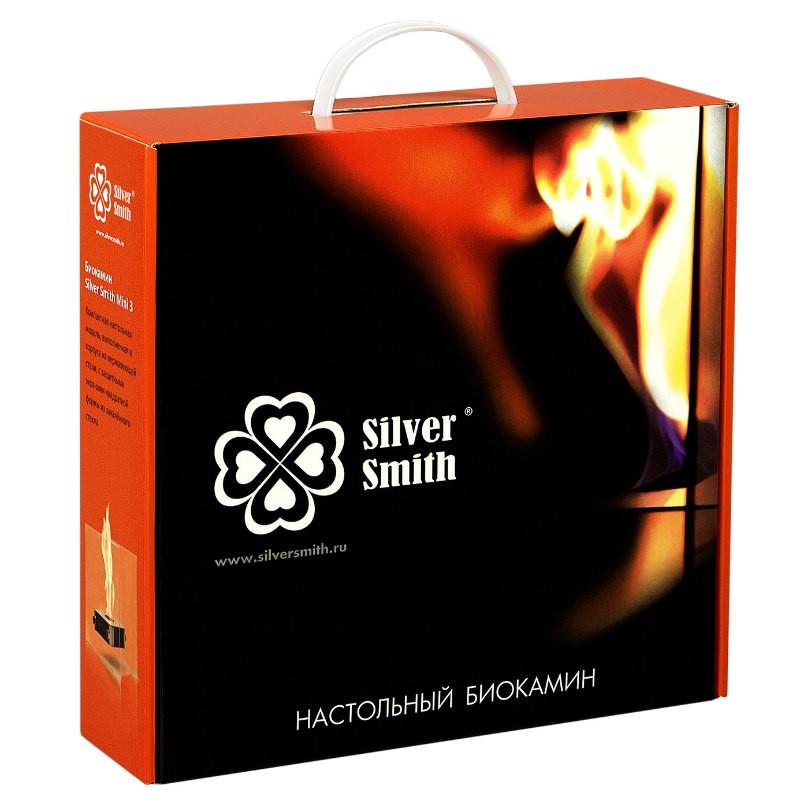 Биокамин Silver Smith MINI 3