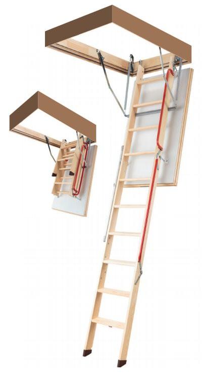 Лестница чердачная  LWL Extra 60x130x305 FAKRO