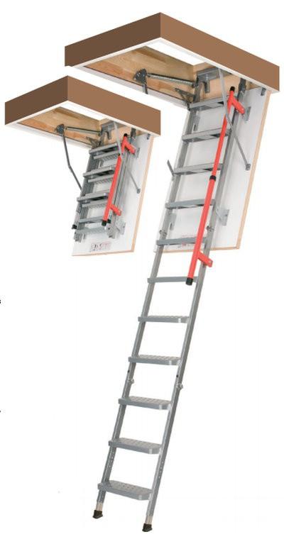 Лестница чердачная  LML Lux 70х140х305 FAKRO