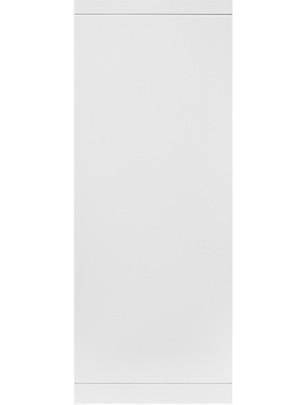 Электрокамин пристенный Multimedia 30 Белый с очагом EFP/P - 3020LS