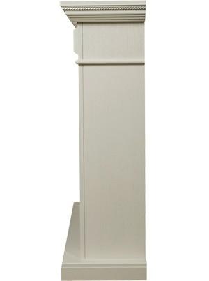Электрокамин пристенный Bianco 30 Беленый дуб с очагом EFP/P - 3020LS