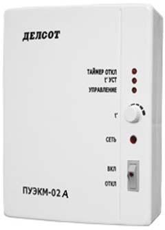 Панель управления ПУЭКМ-02А, 18-24 кВт с кабелем 3 метра ДЕЛСОТ