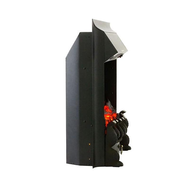Электроочаг Fobos FX Black