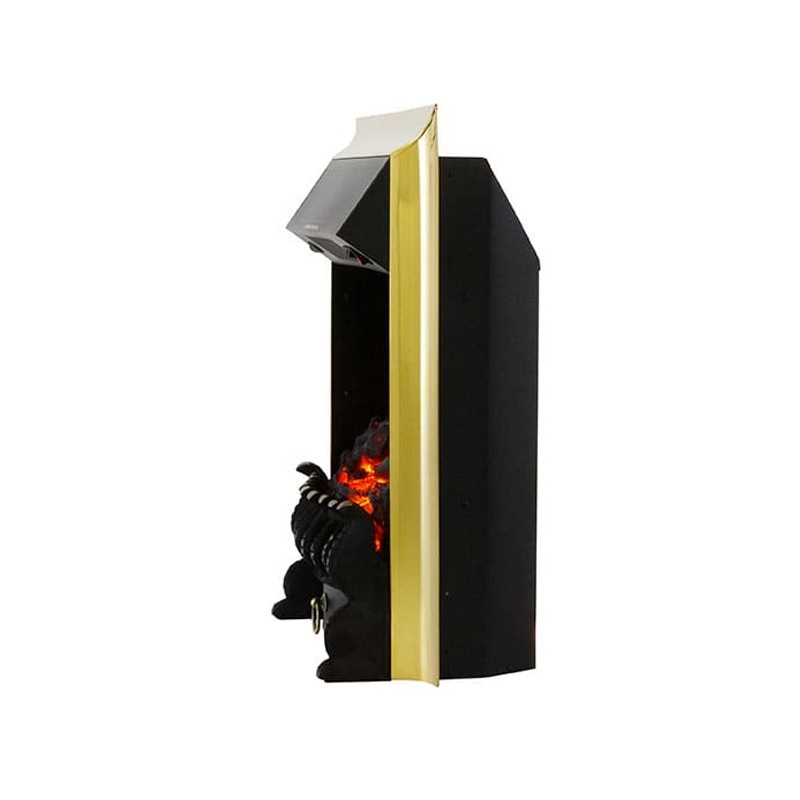 Электроочаг Fobos FX M Brass