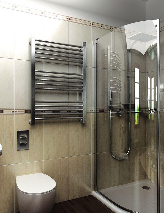 Полотенцесушитель водяной Богема-люкс  ПСВ-32-20 500х500