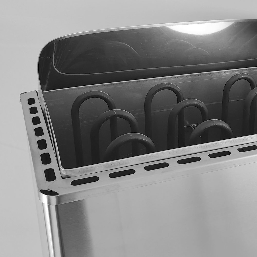 Электрическая печь из нерж. стали ЭКМ 1-12 LUX, ДЕЛСОТ