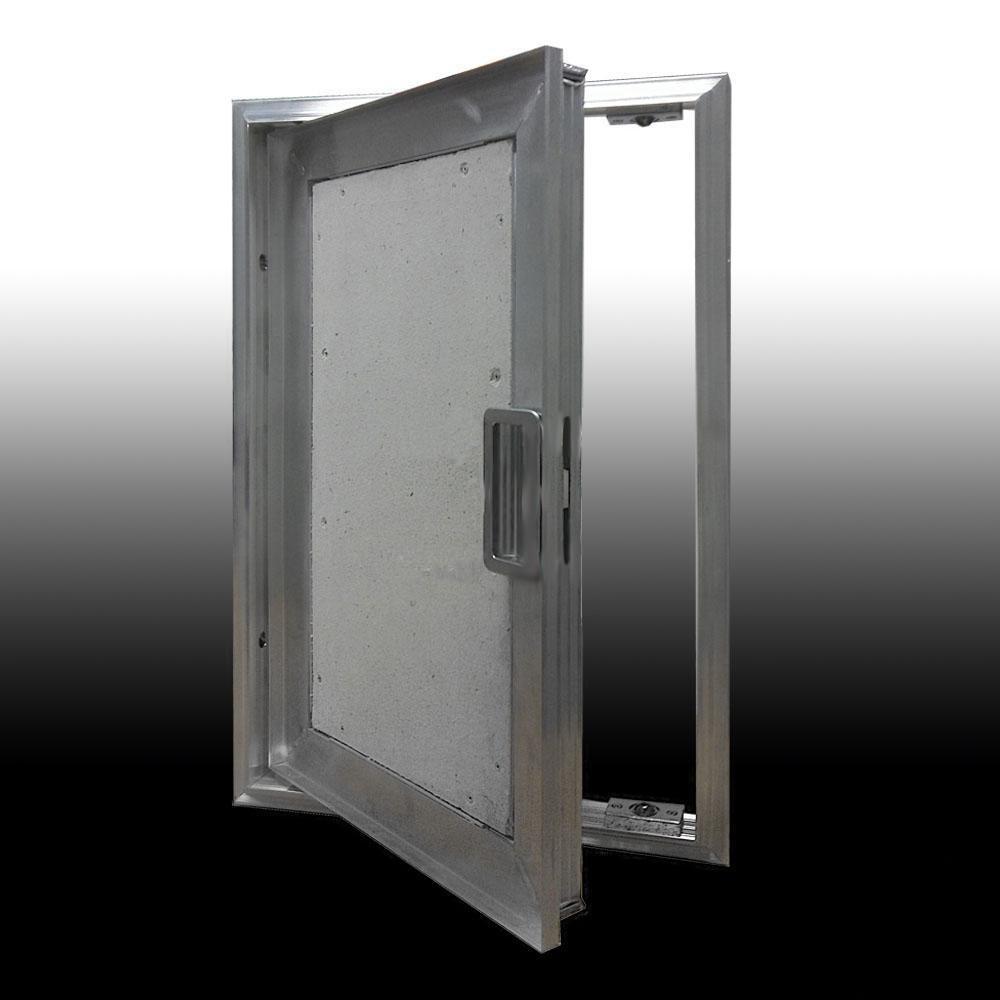 Люк-дверь под плитку 1000 х1000 (ш*в) ТЕХНО