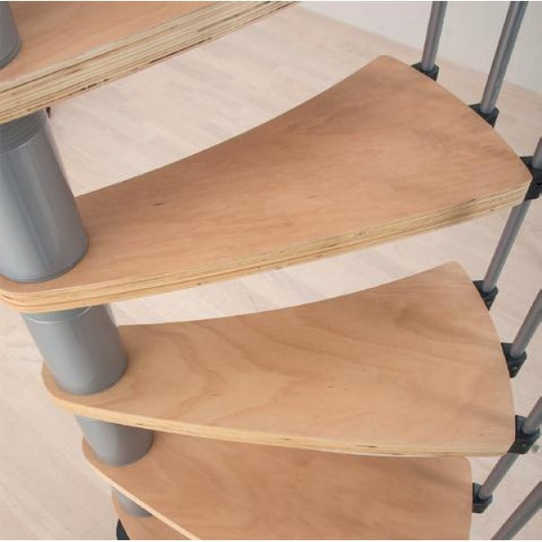 Винтовая лестница Valencia 2, диаметр 150 см