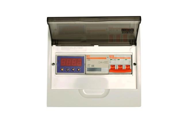 Панель управления цифровая  ПЦ /380, 8-24 кВт Очаг (Политех)